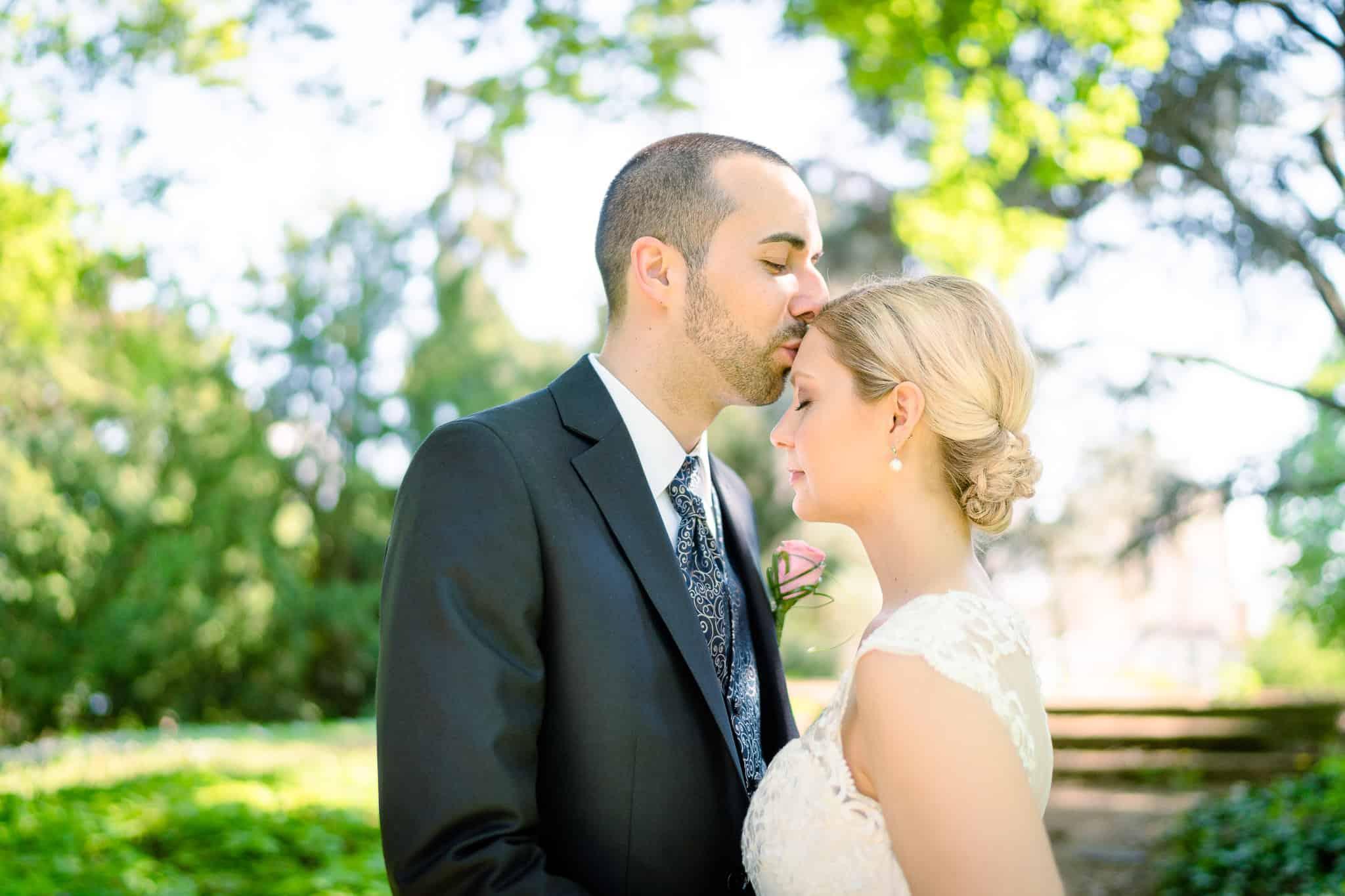 Hochzeitsfoto aufgenommen von Fotograf in Alzey Kirchheimbolanden Mainz www.janweber.photography